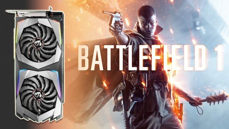 RTX 2070 Battlefield 1 | Ultra Settings | 1440P | i7 8700K