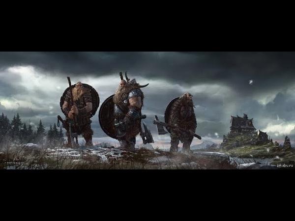 Страшные Валькирии пугают мой народ! 3 ♠ Northgard