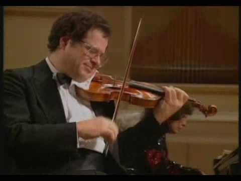 Itzhak Perlman - Antonio Bazzini - La ronde des Lutins - Op. 25