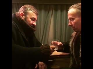 Пореченков и Охлобыстин снялись в шуточном ролике о Зеленском