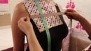Как снимать мерки для платья