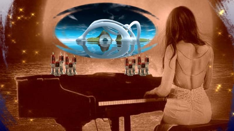 Origen (Алексей Захаренко) - Dance Of The Clouds (Танец облаков) - Хрустальная грусть