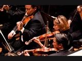 Играет Сергей Рахманинов. Концерт №2 для фортепиано с оркестром, часть 1.