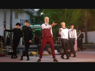 CNCO, Meghan Trainor, Sean Paul - Hey DJ (Remix) (Official Video)