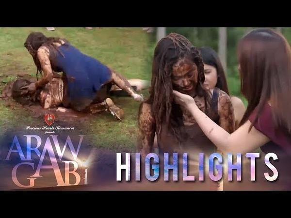 PHR Presents Araw Gabi Mich at Tanya nagkasakitan sa gitna ng putikan EP 93