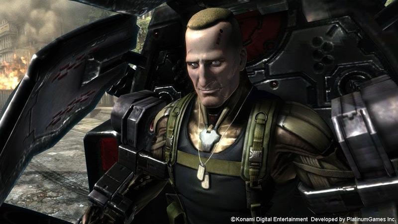 Metal Gear Rising Revengeance Khamsin DLC Battle Revengeance Rank S No damage