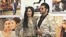 Stylish Karanvir Bohra With Wife Teejay At Dabboo Ratnani Calendar 2019 Launch