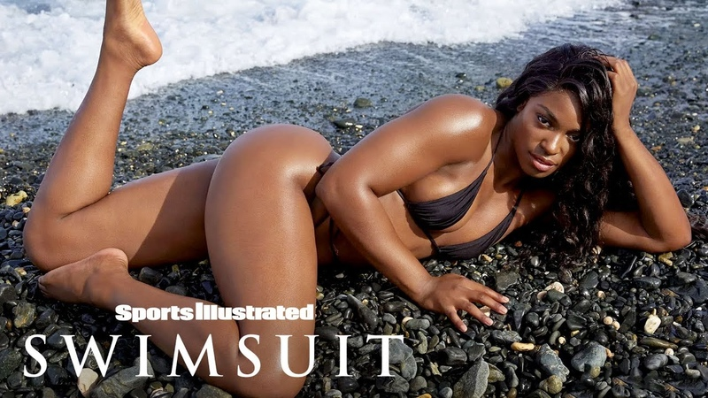 Sloane Stevens Goes Bare Proves She's More Than Tennis Intimates Sports Illustrated Swimsuit