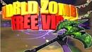FREE VIP Обзор зомби сервера в кс 1.6 Мир Зомби
