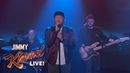 Cole Swindell - Break Up in the End (Jimmy Kimmel Live)