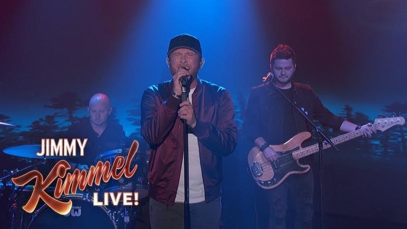Cole Swindell - Break Up in the End (Jimmy Kimmel Live)