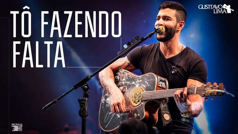 Gusttavo Lima T Fazendo Falta Voz e Viol o 2019