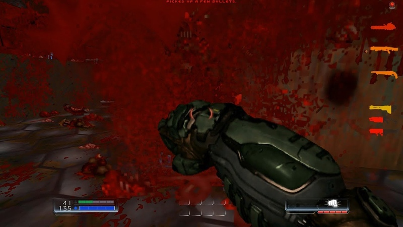 Ultimate Doom the Way id Did | E4M3: Earth, Blood and Fire [Death Foretold (D4T): Crucible]