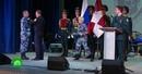 «Зубру» — 30 лет : бойцам отряда особого назначения вручили медали за отвагу