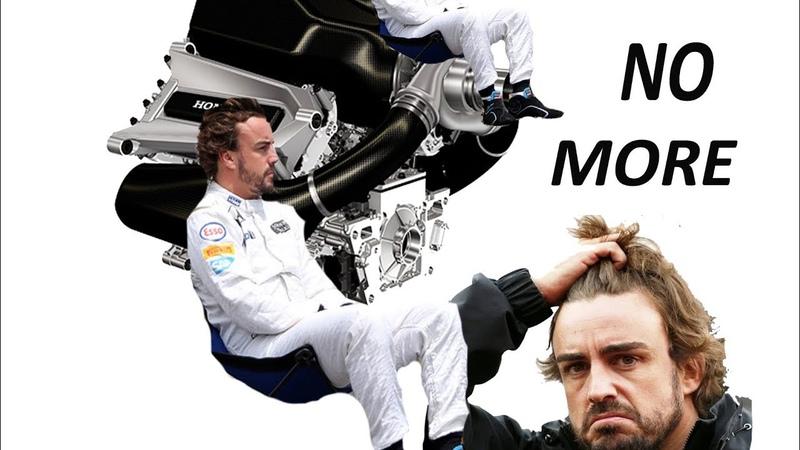 Fernando Alonso - No More GP2 Power (Sayonara)