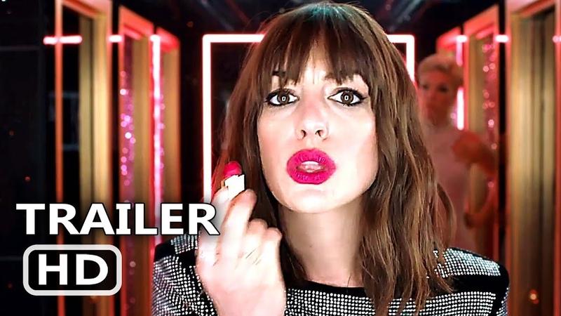 THE HUSTLE Official Trailer 2019 Anne Hathaway Rebel Wilson Movie HD