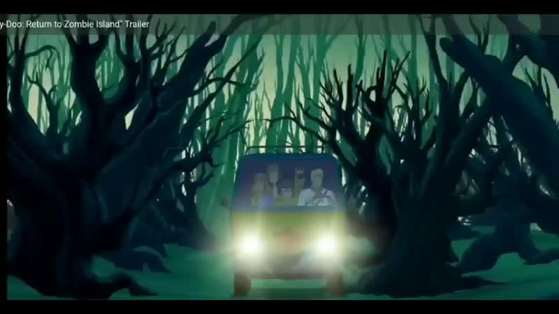 Скуби Ду Возвращение на остров мертвецов