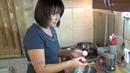 Как приготовить Бисквитное тесто на водяной бане How to make Biscuit dough ♡ English subtitles