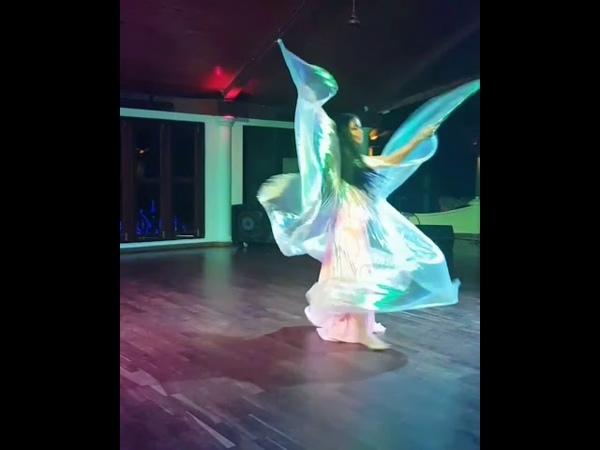 Alisia- Bellydance Show in Maldives