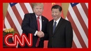 Investors await news on a US-China trade deal