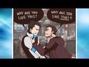 Detroit: Become Human I озвучка комиксов на русском 6