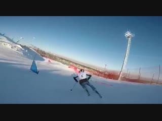 Ski Cross POV