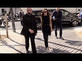EXCLUSIVE Victoria Beckham at her atelier in Paris