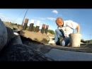 ШКОЛА РЕМОНТА вытяжка разваливается после штукатурки Ротбанд год после ремонта