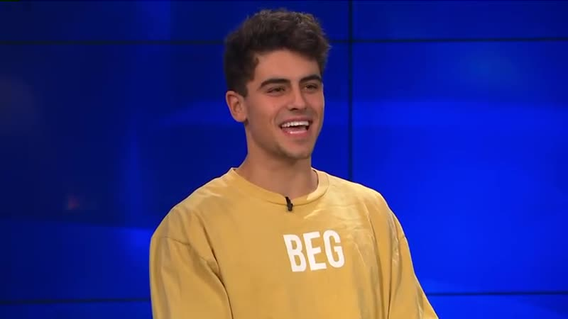 Jack Gilinsky _u0026 Jack Johnson Gush About Timbaland and New Music