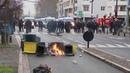 Франция приходит всебя после девятой волны беспорядков входе демонстраций «желтых жилетов»