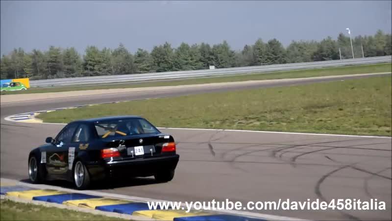 SOUND! BMW M3 E36 vs E46