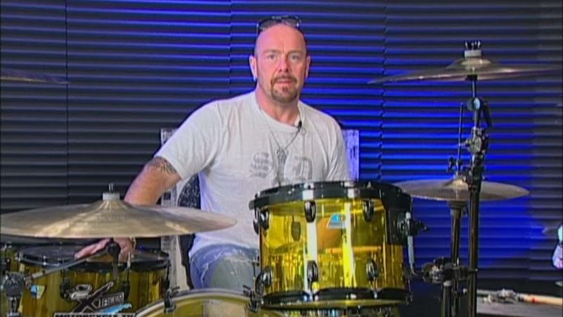 Jason Bonham Drum Session