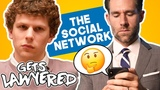 Real Lawyer Reacts to The Social Network (Full Movie) LegalEagle
