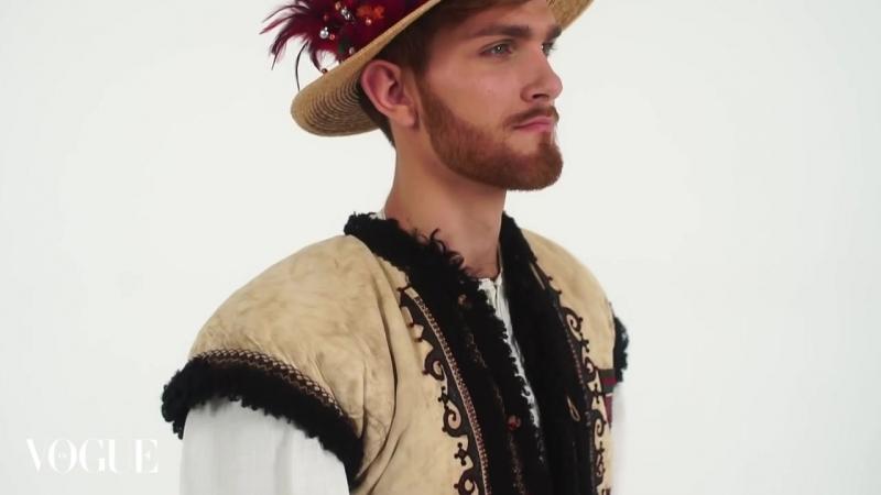 100 років моди: Україна, чоловічий костюм