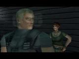 PS1USA Dino Crisis 1 Второе прохождение - 20. Стратегия Рика. Хранилище