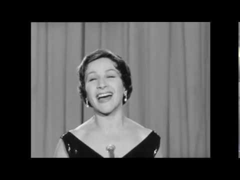 Renée Lebas * Tire,tire l'aiguille * 1954