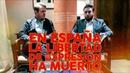 En España la libertad de expresión ha muerto . Agustin Laje y Nicolas Marquez Censurados