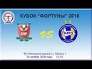 «КУБОК «ФОРТУНЫ» 2018» (U-8), Минск