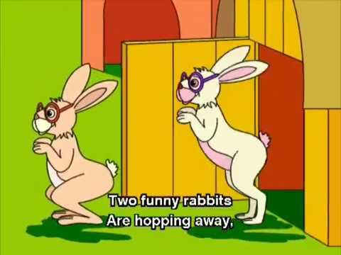 Fairyland 3/Starlight 3, U10c Two funny rabbits