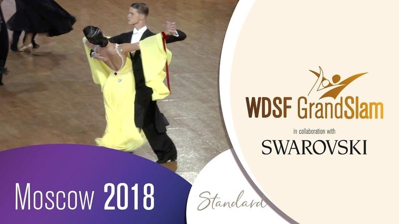 Abel - Galkina, EST | 2018 GrandSlam STD Moscow | R4 T