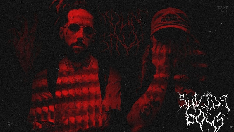 $UICIDEBOY$ - MOUNT SINAI UNOFFICIAL MUSIC VIDEO ПЕРЕВОД WITH RU$$IAN $UB$