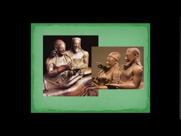 Культура Италии сквозь века искусство жизни Лекция №1