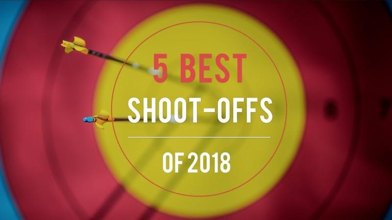 Top 5: Best archery shoot-offs of 2018