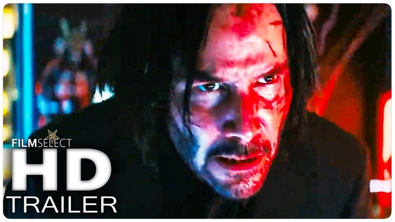 JOHN WICK 3 Trailer 2 2019