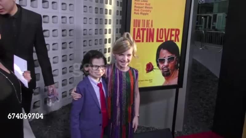 Премьера фильма «Как быть латинским любовником» в Лос Анджелесе | 27.04.2017