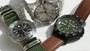 Orient Timex и Восток обзор 3 бюджетных часов
