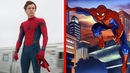 Spider-Man | Tom Holland (90s Intro Style)
