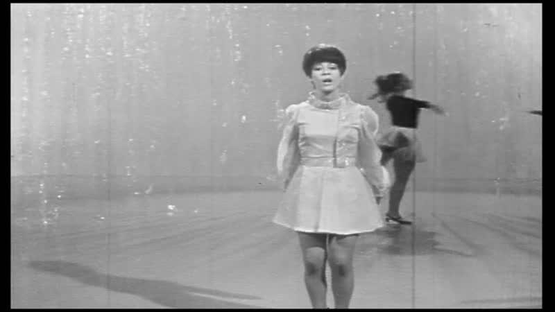 Helen Shapiro It Might As Well Rain Until September = Bandstand Australian Tv 1969