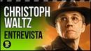 Christoph Waltz ('Alita: Ángel de combate'): Solo uso Siri para insultarla