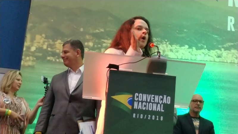 Discurso completo da Janaína Paschoal - Convenção PSL